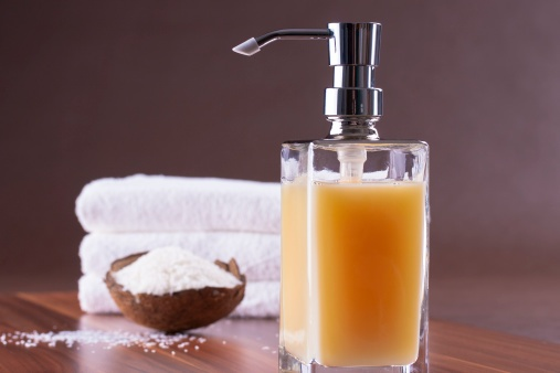 How to use virgin coconut oil soap for acne