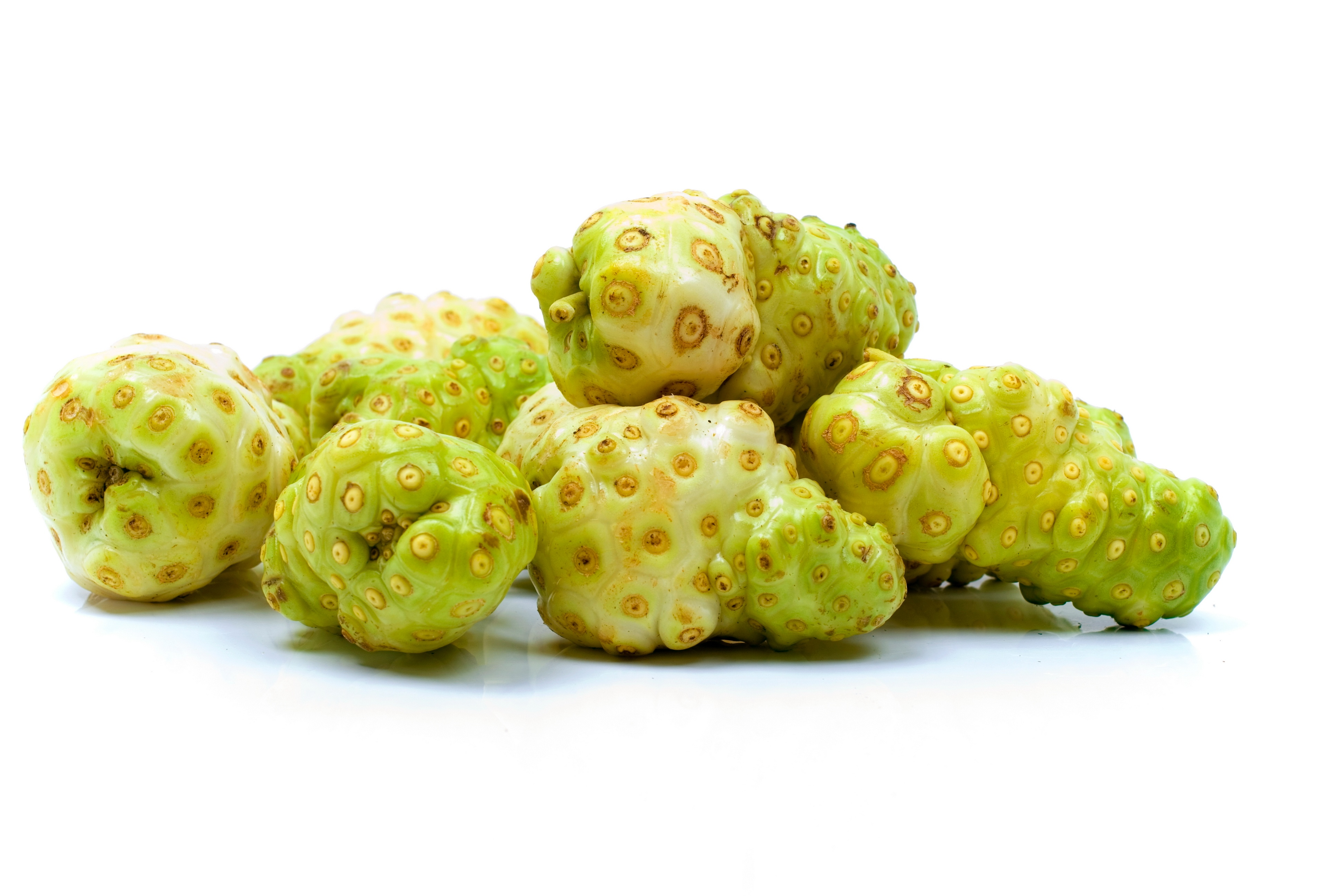 Noni - antioxidant rich tropical fruit