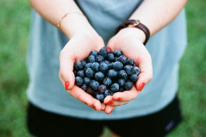Superfoods for a Healthy Glow-Blueberries